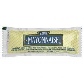 Heinz Mayonnaise Packets 12grm