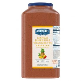 Hellmann's Mango Pineapple Vinaigrette - 128oz