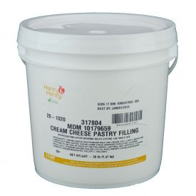 Henry & Henry Cream Cheese Pail Pastry Filling 20lb.