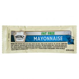 Heinz Mayonnaise Fat-Free Mayonnaise - 12gm