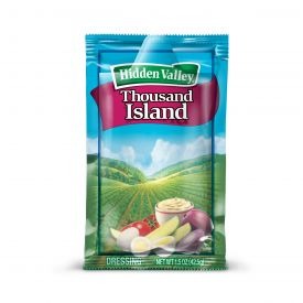 Hidden Valley Thousand Island Dressing 1.5oz