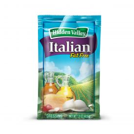 Hidden Valley Fat Free Golden Italian Dressing 1.5oz