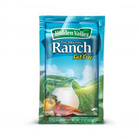 Hidden Valley Fat Free Ranch Dressing 1.5oz