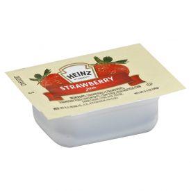Heinz Strawberry Jam - 0.5oz