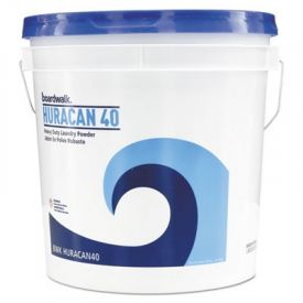 Boardwalk Huracan 40 Low Suds Detergent, Powder 40 lb.