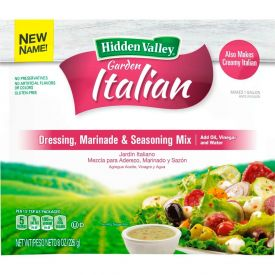 Hidden Valley Garden Italian Dressing Mix - 8oz