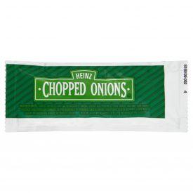 Heinz Chopped Onions 9grm packets