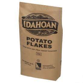 Idahoan Foods Mashed Potato Flakes - 40lb