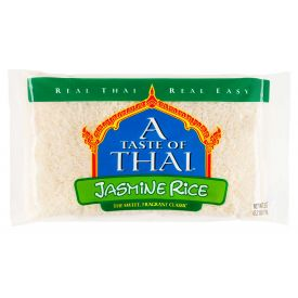 A Taste of Thai Jasmine Rice 35oz.