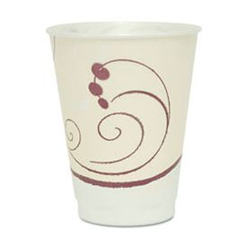SOLO® Cup Symphony Trophy Dual Temp. Insulated Cups 12 oz