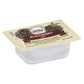 Heinz Blackberry Jam - 0.5oz