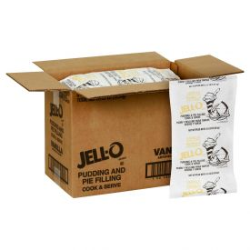Jell-O Vanilla Pudding & Pie Filling Mix 4.5lb.
