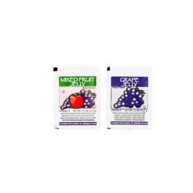 Flavor Fresh Assorted Jelly # 3- 0.5oz.