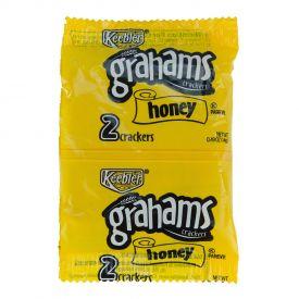 Keebler Honey Graham Crackers- 2ct.- Potential breakage!
