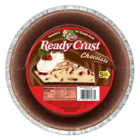 Keebler 6 oz. Chocolate Graham Ready Crust 9""
