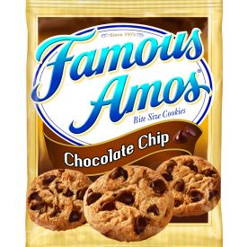 Famous Amos Chocolate Chip Cookies 2oz