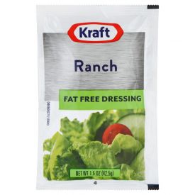 Kraft Fat-Free Ranch Dressing - 1.5oz