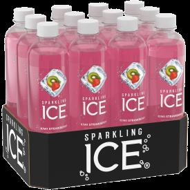 Sparkling Ice Kiwi Strawberry 17oz.