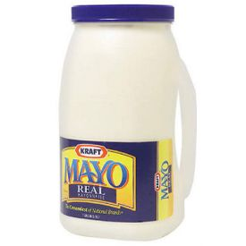 Kraft Mayonnaise 1 Gallon