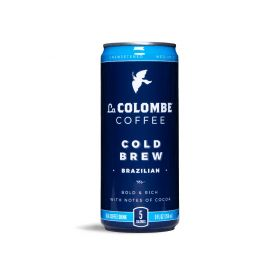 La Colombe Cold Brew Brazilian Coffee 9oz.