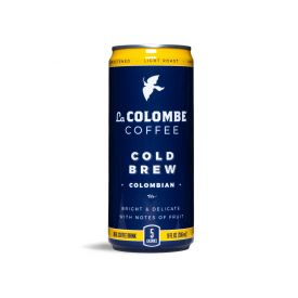 La Colombe Cold Brew Columbian Coffee 9oz.