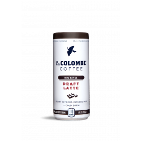 La Colombe Mocha Draft Latte 9oz.