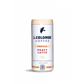 La Colombe Vanilla Draft Latte 9oz.