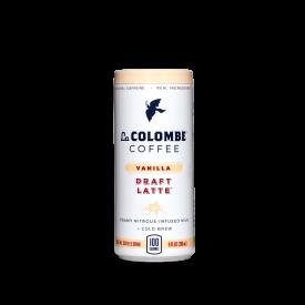 La Colombe Vanilla Draft Latte 9oz.