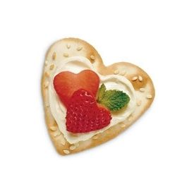 Valley Lahvosh ® Original Hearts Crackerbread 12oz.