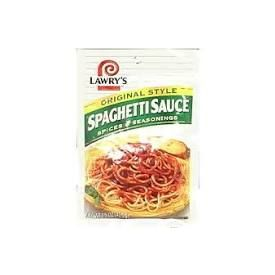 Lawry's Spaghetti Sauce Mix 12oz