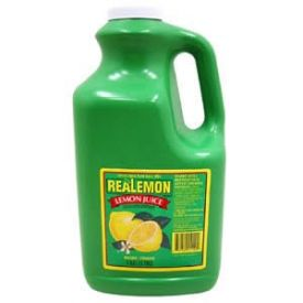 ReaLemon Juice 1 gallon 4/1 ct.
