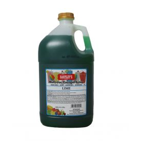 Hartley's Lime Multi-Use Syrup 1 Gallon