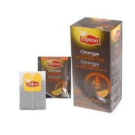 Lipton Orange Individual Tea Bags