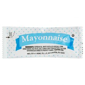 Portion Pac Mayonnaise Packs -12gm