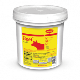 Maggi Gluten Free Beef Base (No Added MSG) 25lb.