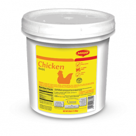 Maggi Gluten Free Chicken Base (No Added MSG) 25lb.