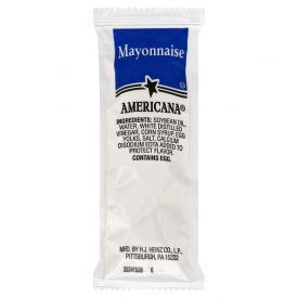 Americana Mayonnaise Polypropylene - 9gm