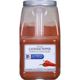 McCormick Ground Cayenne Red Pepper 4.5lbs