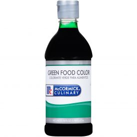 McCormick Green Food Color 16oz.