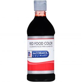 McCormick Red Food Color 16oz.