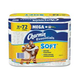 Charmin Essentials Soft Mega Roll 2ply