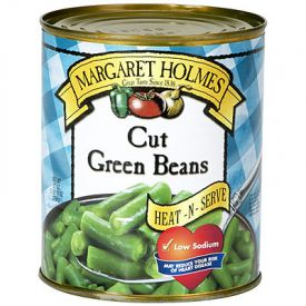 Margaret Holmes Cut Green Beans #10