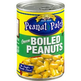 Margaret Holmes Peanut Patch Green Boiled Peanuts 13.5oz