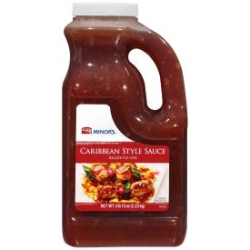Minor's Caribbean Style Sauce - 64oz