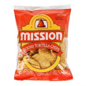Mission Yellow Round Tortilla Chips 3oz.