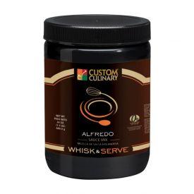 Custom Culinary Whisk & Serve Alfredo Mix Sauce - 38oz