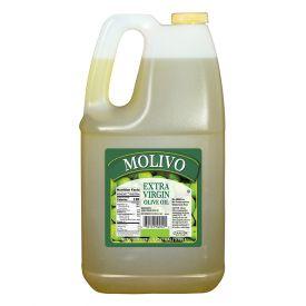 Molivo Extra Virgin Olive Plastic Jug 6-1 Gallon