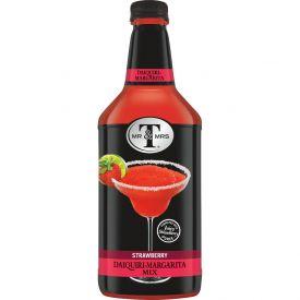 Mr & Mrs T Strawberry Daiquiri-Margarita Mix 1.75L