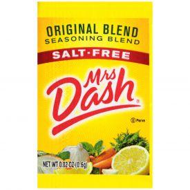 Mrs. Dash Salt Free Seasoning 0.02oz.