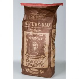 Royal Oak Nature Glo Hickory Charcoal Briquetes - 20lb